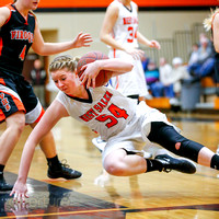 Jan 12, 2016 West Salem/Viroqua Girls