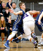 Feb 9, 2016 Onalaska/Aquinas Boys