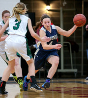 March 5, 2015 Aquinas/ WI Heights Girls Sectional