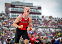 June 5, 2015 WIAA Track & Field Championships Day 1
