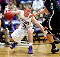 Feb. 12, 2013 Onalaska/West Salem Boys